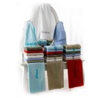 Именные полотенца