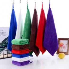 Махровые полотенца для рук в детском саду